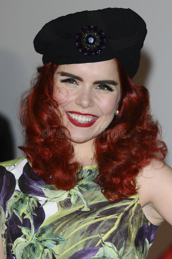 Download Paloma Faith editorial stock photo. Image of picture - 23574253