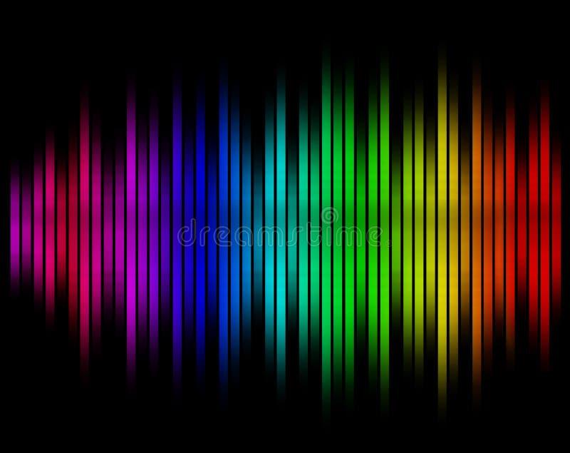 Palonnier sain de musique illustration libre de droits