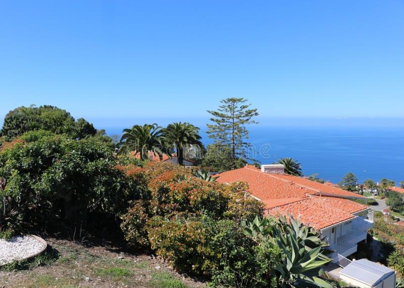 Palos Verdes Estates, Califórnia fotografia de stock royalty free