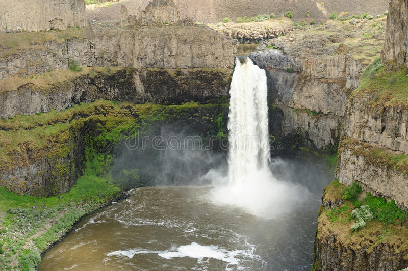 Download Palouse falls state park stock image. Image of scenery - 15429893