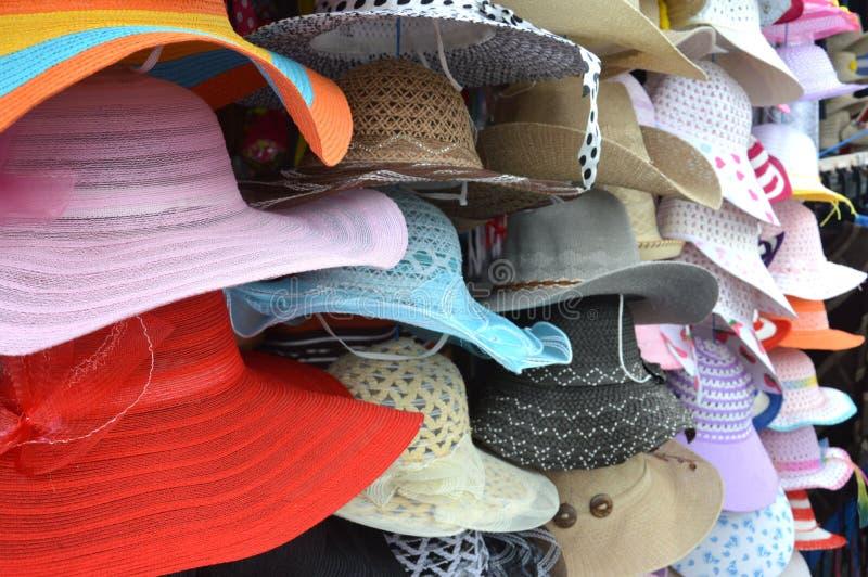 Palowi kapelusze zdjęcia stock