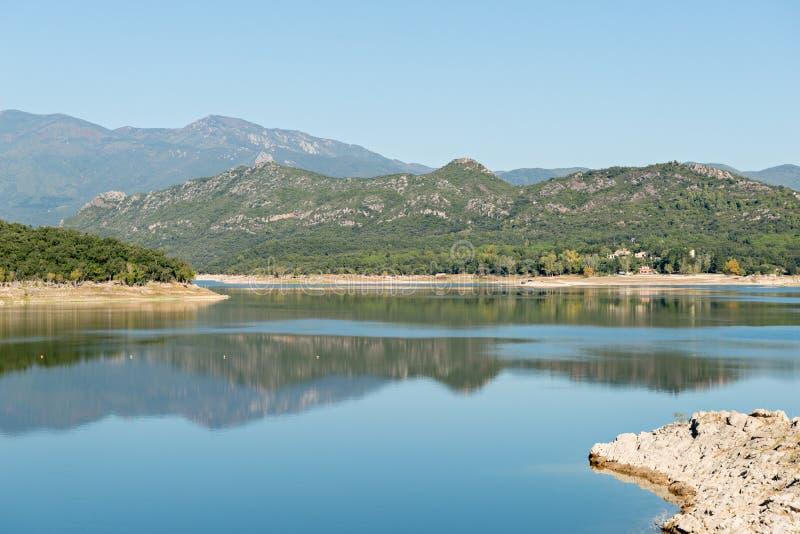 Palude DARNIUS-BOADELLA (Girona) fotografia stock libera da diritti