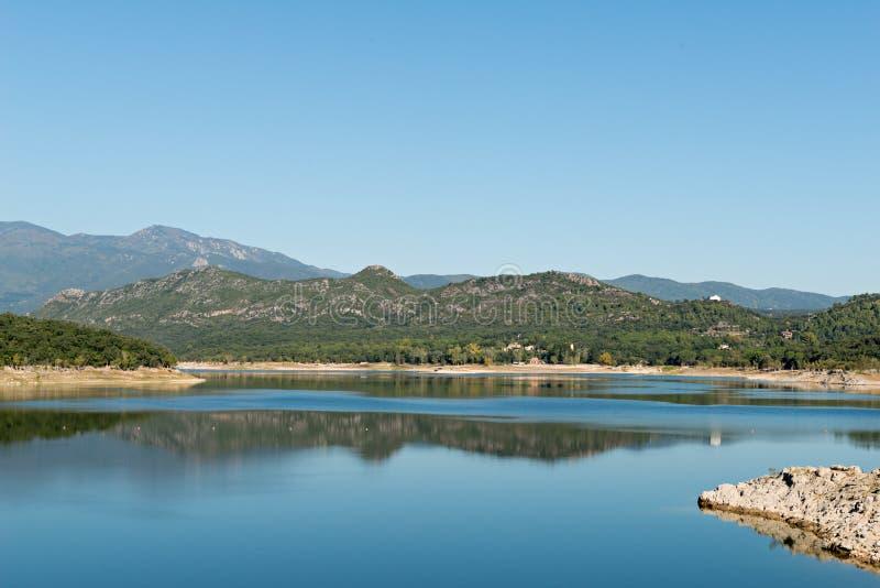 Palude DARNIUS-BOADELLA (Girona) immagini stock libere da diritti
