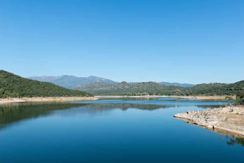 Palude DARNIUS-BOADELLA (Girona) immagini stock