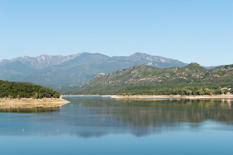 Palude DARNIUS-BOADELLA (Girona) fotografie stock libere da diritti