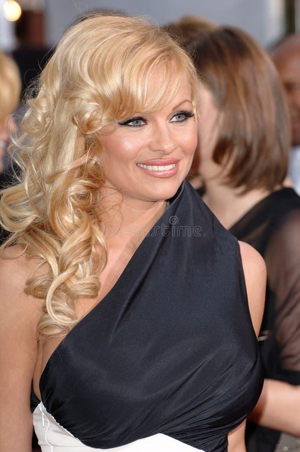 Pamela Anderson image libre de droits