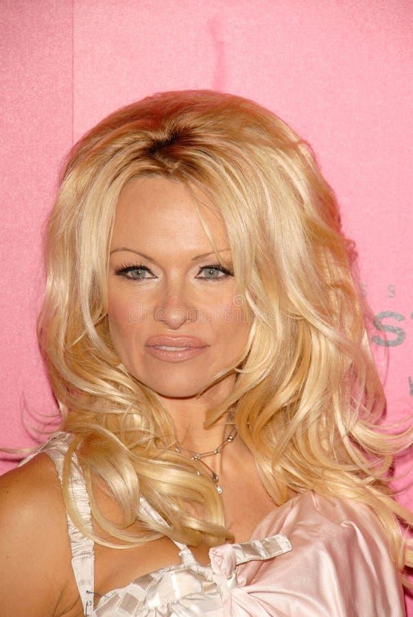 Pamela Anderson arkivfoto