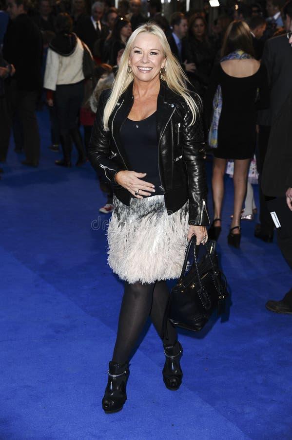 Pamela Stephenson imagens de stock royalty free