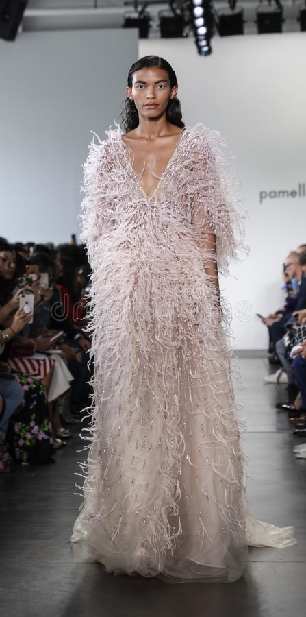 Pamella Roland SS 2020 stock images