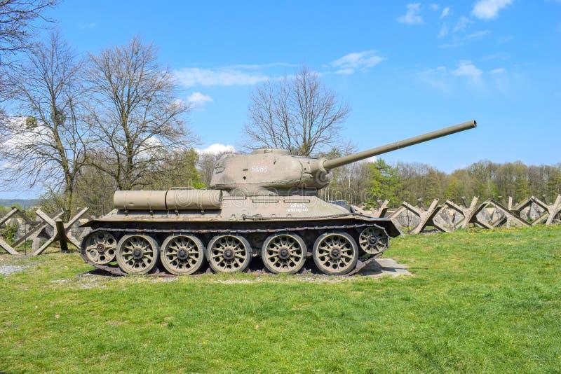 Pamiątka od drugiej wojny światowej zdjęcie royalty free