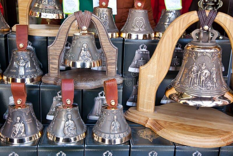 Pamiątkarscy dzwony obrazy stock
