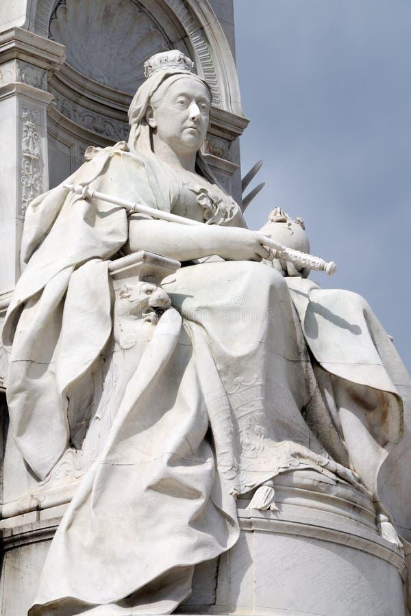 pamiątkowa królowa Victoria zdjęcie stock