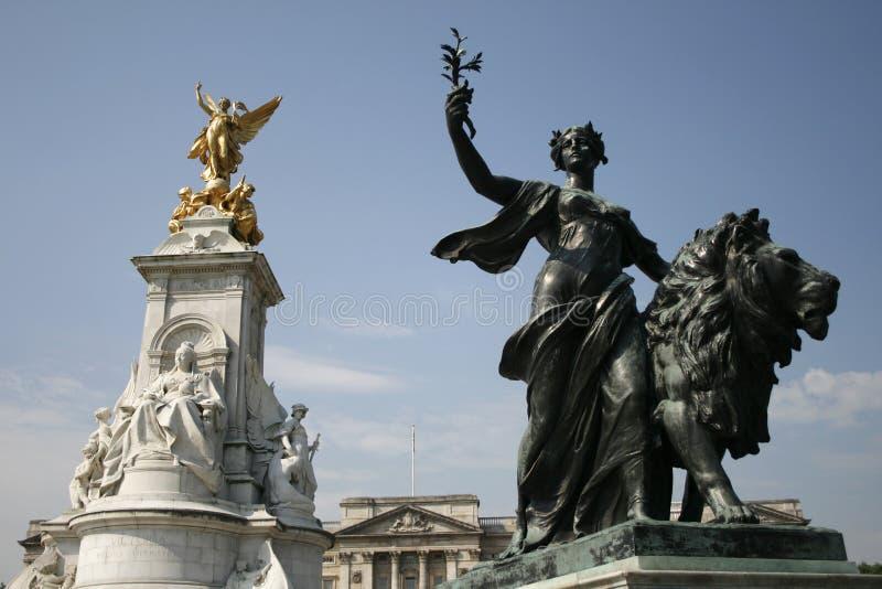 pamiątkowa królowa Victoria zdjęcia stock