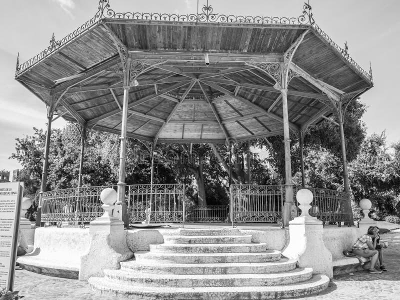 Pamiątkowy Bandstand zdjęcia royalty free