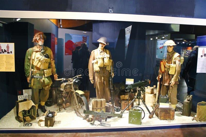Download Pamiątkowy Muzeum Bitwa Normandy. Zdjęcie Editorial - Obraz złożonej z fort, inwazja: 28960161