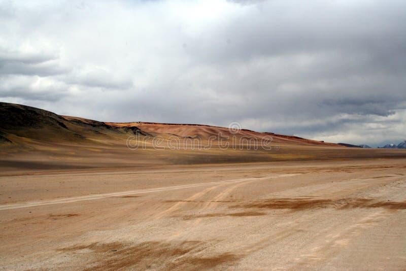 pamirs górska moutain scena Tibet zdjęcie stock