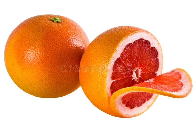 Download Pampelmuse stockbild. Bild von nahrung, pampelmuse, orange - 12201685