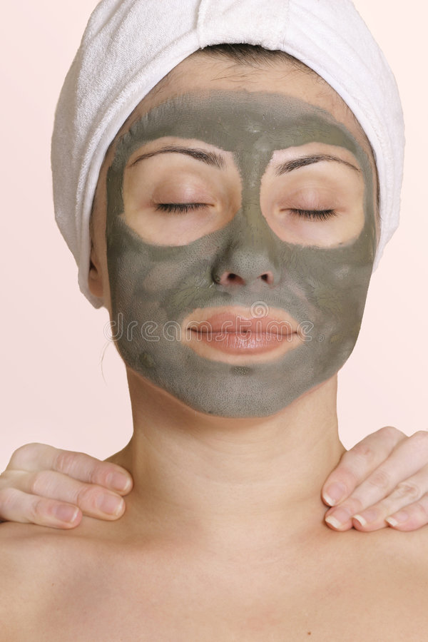 Download Pampered stock photo. Image of detox, beautician, relieve - 32570