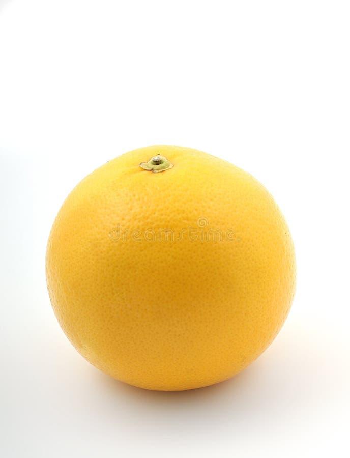 Pamplemousse jaune photographie stock libre de droits