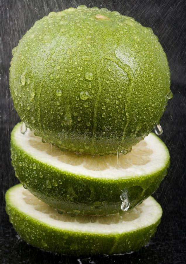 Pamplemousse vert photos stock