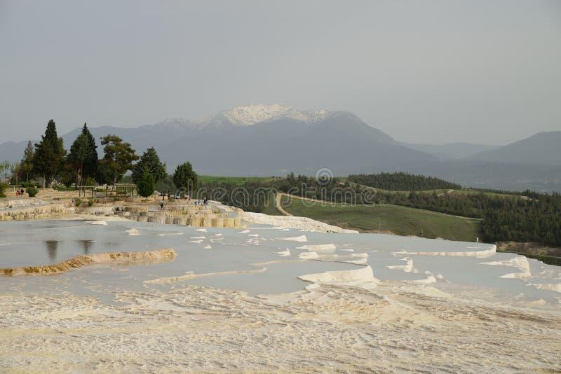 Download Pamukkale, Turkey stock photo. Image of rock, national - 34319356