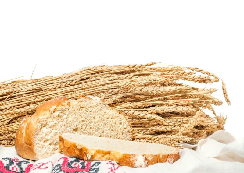 Pan ácimo del trigo imagenes de archivo