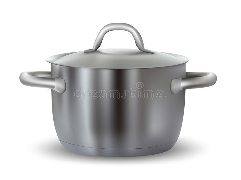 Pan stock illustratie