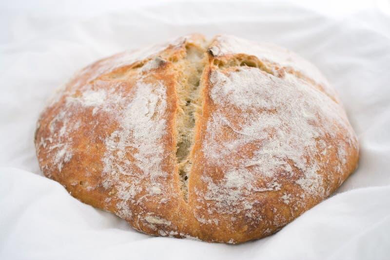 Pan blanco del trigo imágenes de archivo libres de regalías