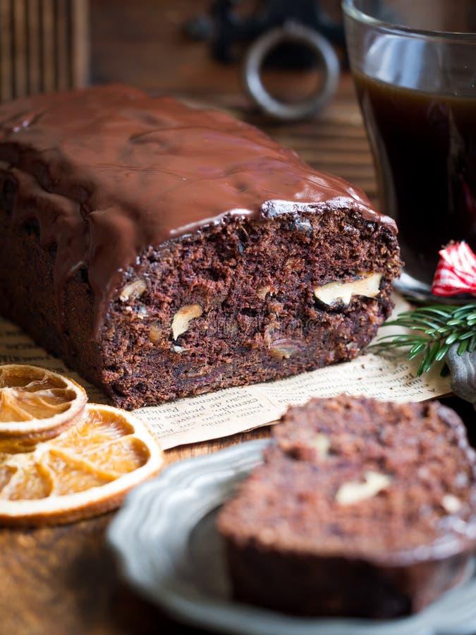 pan de jengibre flourless Gluten-libre foto de archivo libre de regalías