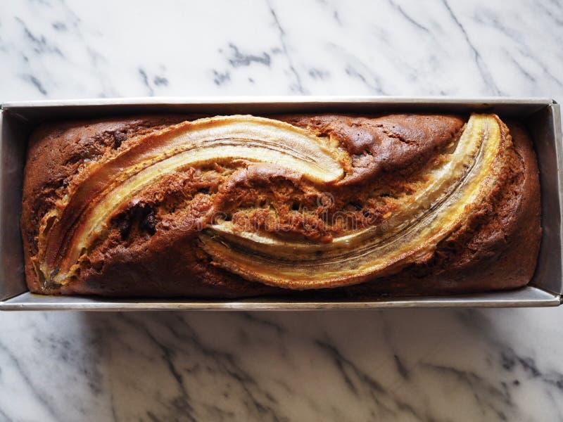 Pan de plátano foto de archivo libre de regalías