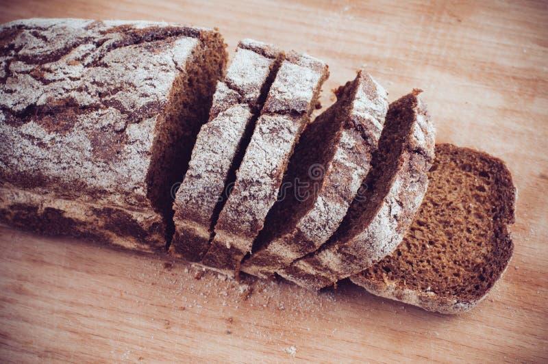Pan de Rye fotografía de archivo