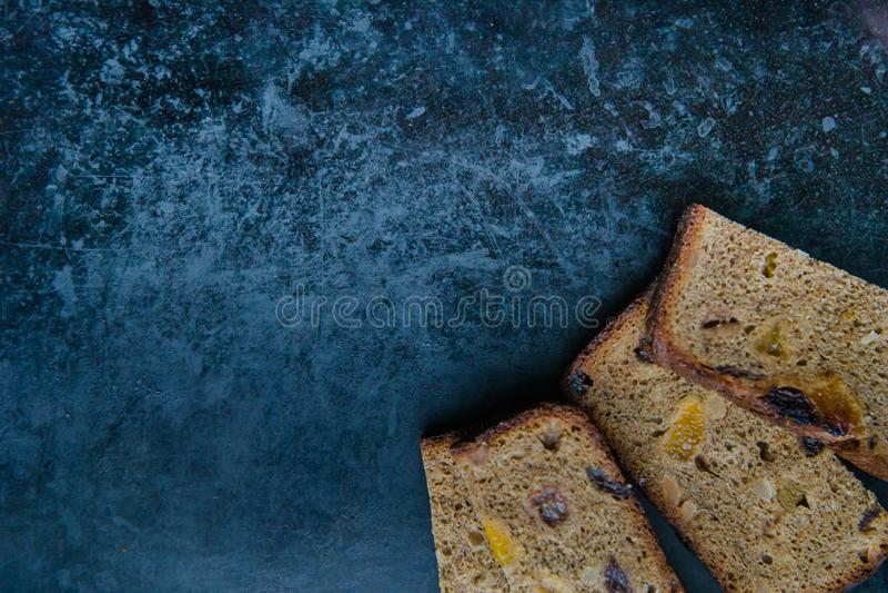 Pan de Rye foto de archivo