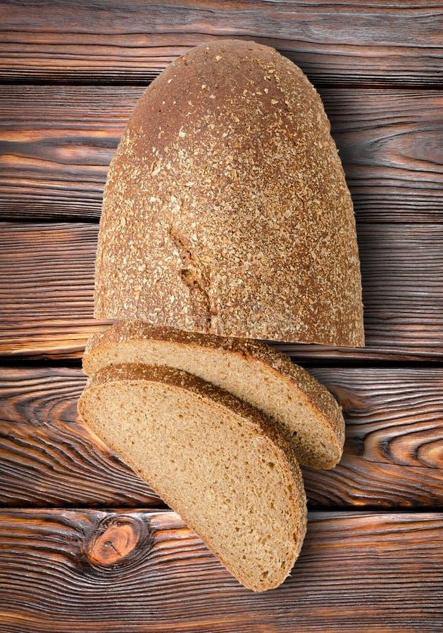 Pan de Rye en un vector fotos de archivo