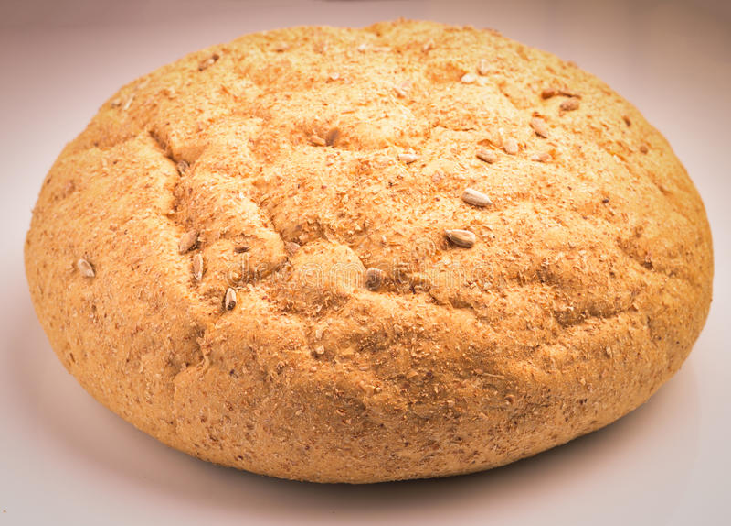 Pan de Rye. Imagen entonada fotos de archivo