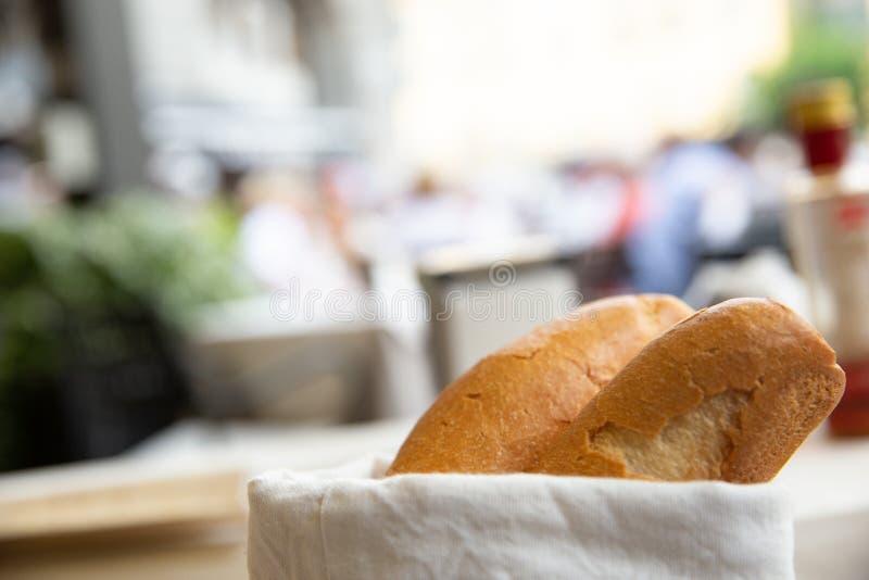 Pan del aperitivo imagen de archivo libre de regalías