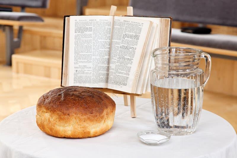 Pan del día de la acción de gracias. imagen de archivo