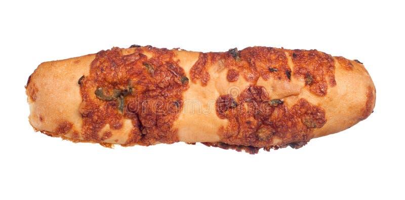 Pan del Jalapeno imagen de archivo libre de regalías