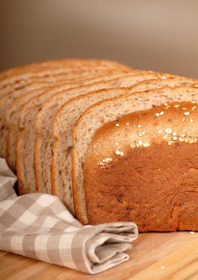 Pan del pan 7-Grain fotografía de archivo