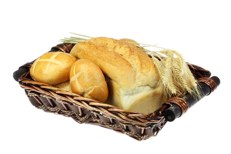 Pan del trigo. imagen de archivo