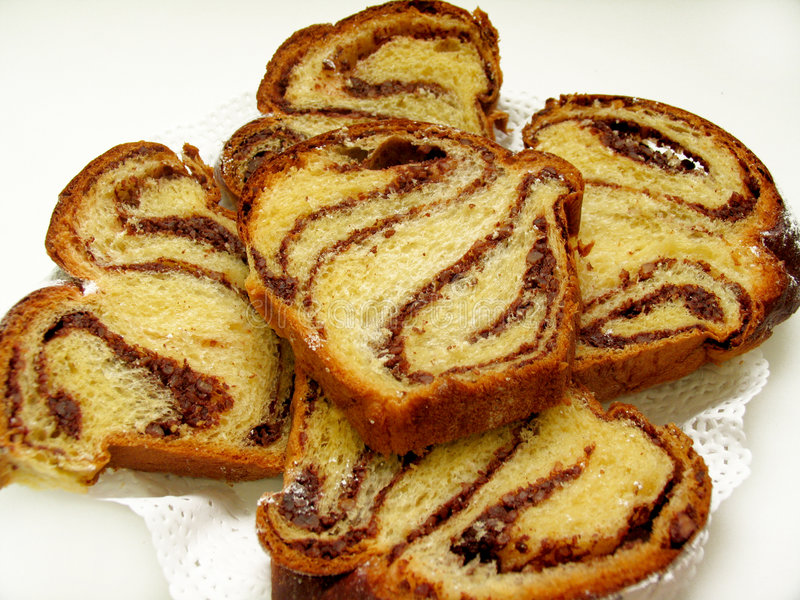 Pan di Spagna fotografie stock libere da diritti