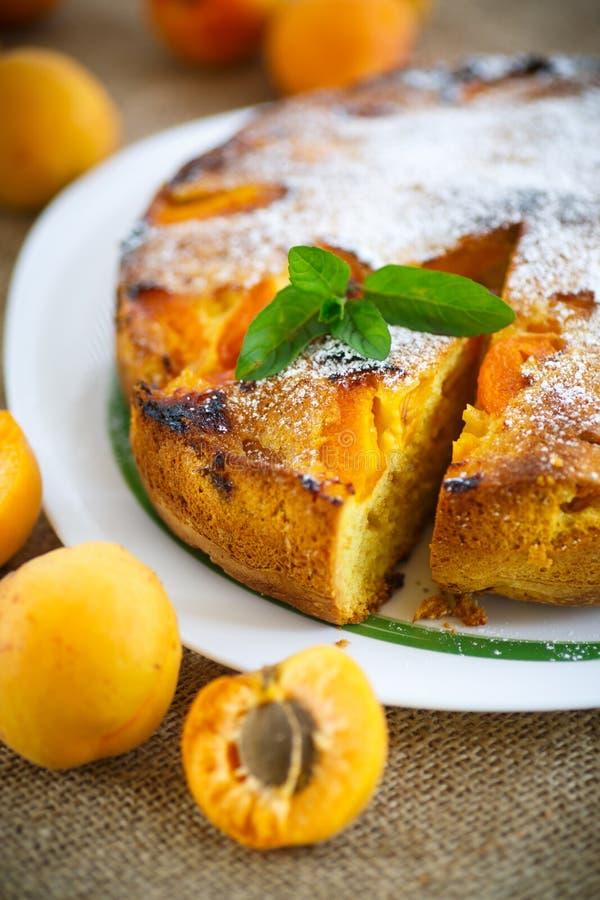 Download Pan Di Spagna Con L'albicocca Fotografia Stock - Immagine di immaginazione, gastronomy: 56889068