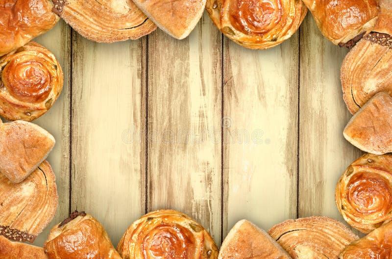 Pan dulce mexicano imagen de archivo libre de regalías