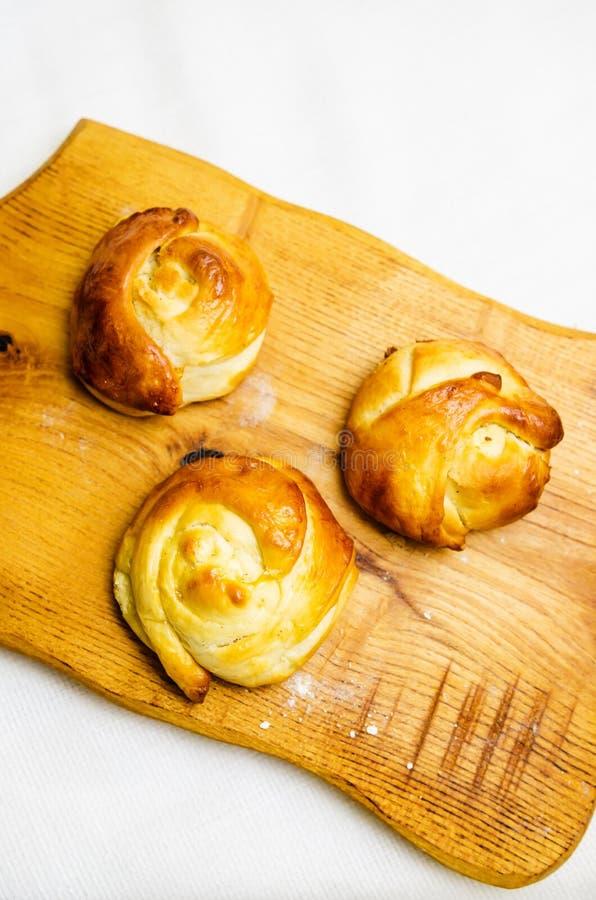 Pan dulce rumano del norte imágenes de archivo libres de regalías