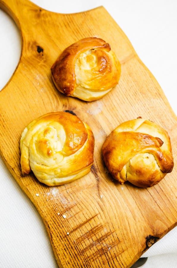 Pan dulce rumano del norte foto de archivo