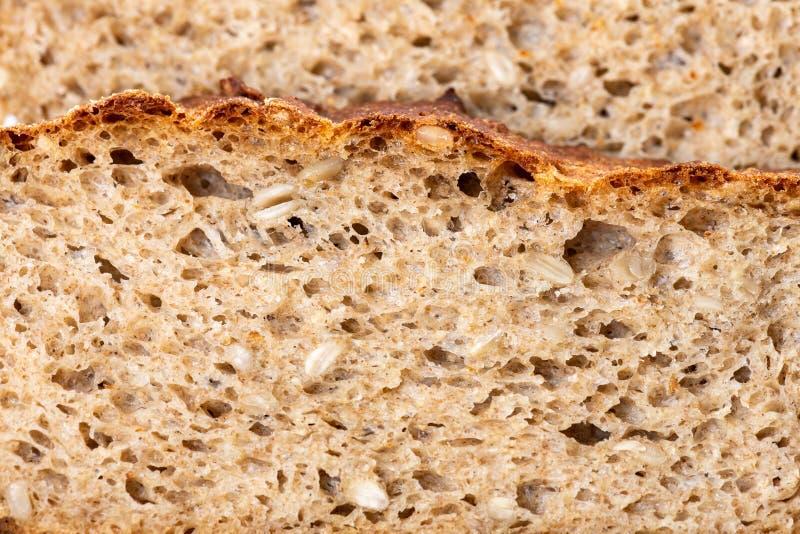 Pan entero del grano o del trigo integral fotos de archivo libres de regalías