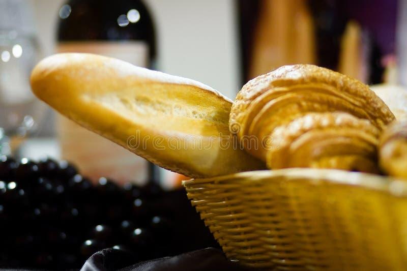 Pan francés foto de archivo