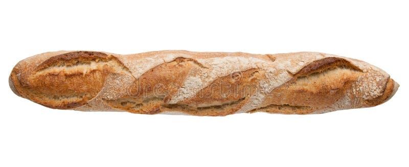 Pan francés largo del Baguette imagen de archivo libre de regalías