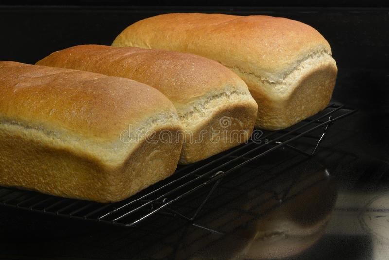 Pan fresco hecho en casa imágenes de archivo libres de regalías