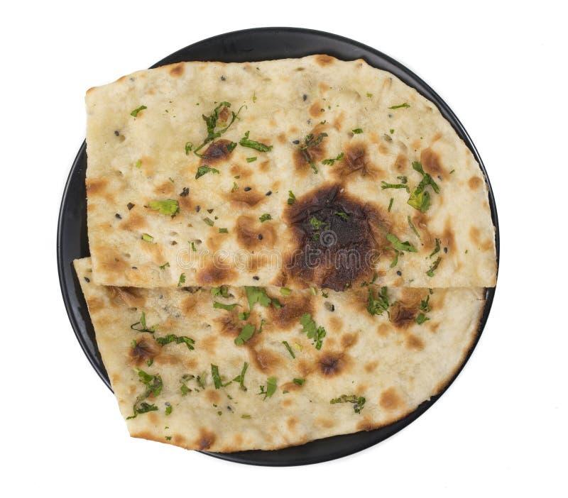 Pan indio de Naan foto de archivo libre de regalías