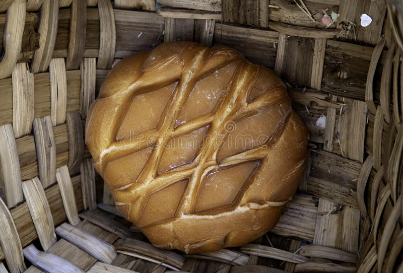 Pan integral sano foto de archivo